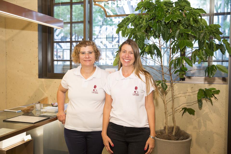 女性が中心のコーヒー農園「Café Delas(カフェデラス)」