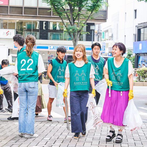 きれいな街は、人の心もきれいに。地域にひろがるDoing good活動/NPO法人グリーンバード代表・福田圭祐さん(前編)