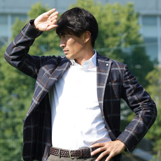 サッカーで子どもたちの心に橋を架ける(後編)/ガンバ大阪監督 宮本恒靖さん