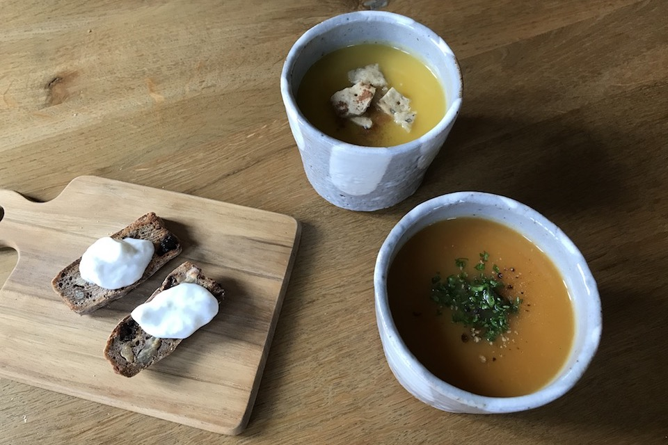 (第9話)「勉強」について思うこと かぼちゃのスープのレシピ/門倉多仁亜
